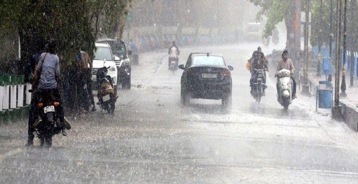 Rain in MP bhopal, MP Weather Alert