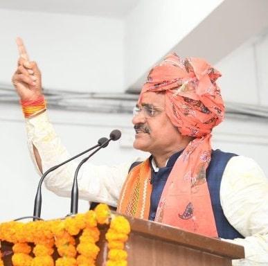 BJP प्रदेश अध्यक्ष VD Sharma का बयान, Kamalnath - Digvijay पर साधा निशाना