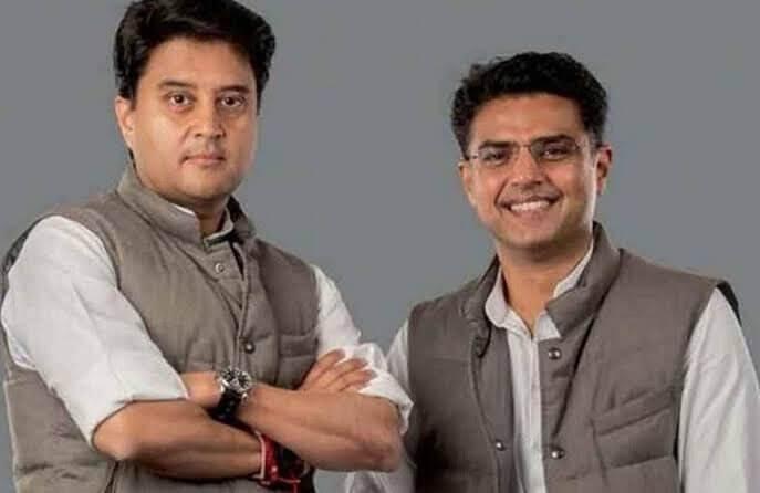 Sachin Pilot, on the way of Jyotiraditya Scindia, may leave Congress and join BJP