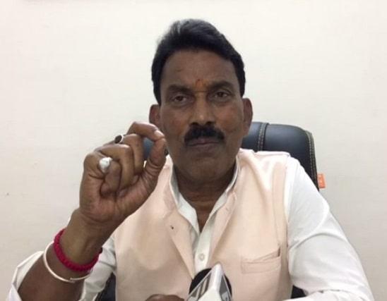 Tulsi Silawat की जुबान फिसली... Modi, Shivraj और Yogiको बताया कलंक