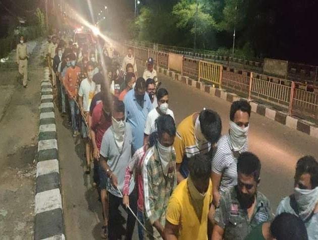 bhopal-lockdown-restaurant-party