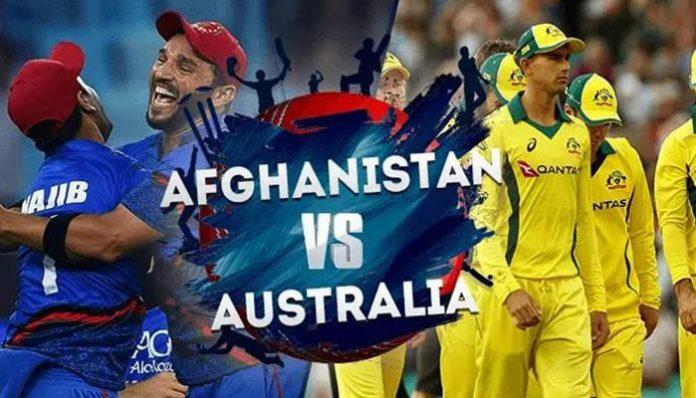 Aus vs Afg