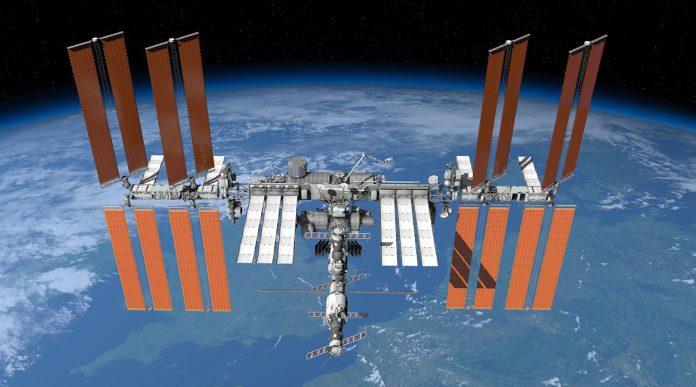 nasa: international space station shifted