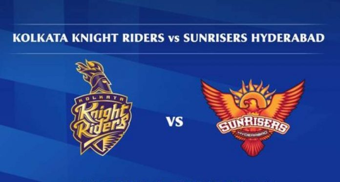 Knight Riders-sunrisers