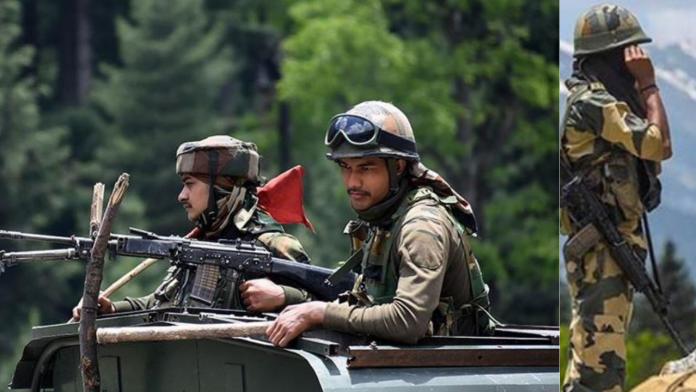 firing-between-india-and-china-फायरिंग भारत और चीन के बीच फायरिंग 100-200 गोलियाँ दागीं