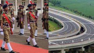 Expressway-sainik school