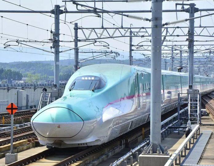 bullet train will run in india soon
