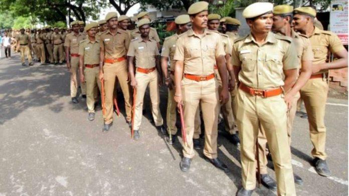 police constable in Madhya Pradesh