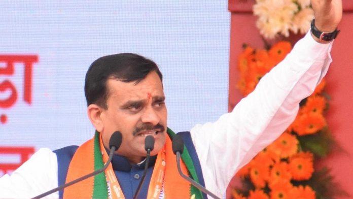 BJP leader VD SHARMA