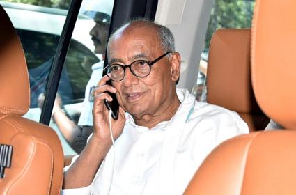 Former CM Digvijay Singh