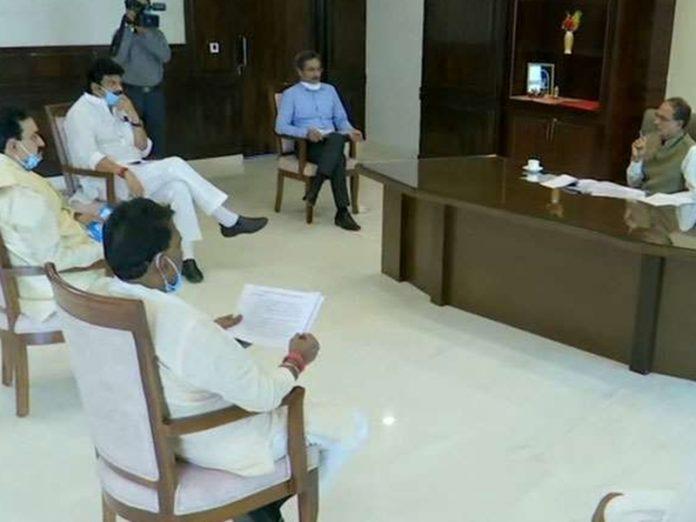 shivraj cabinet ministers