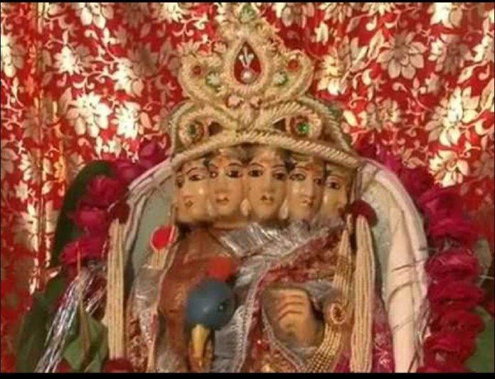 kartikeya temple gwalior