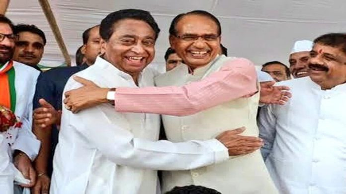 CM SHIVRAJ tweeted birthday wishes to former CM Kamal Nath