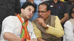 Scindia supporters decide Shivraj, CM Shivraj's