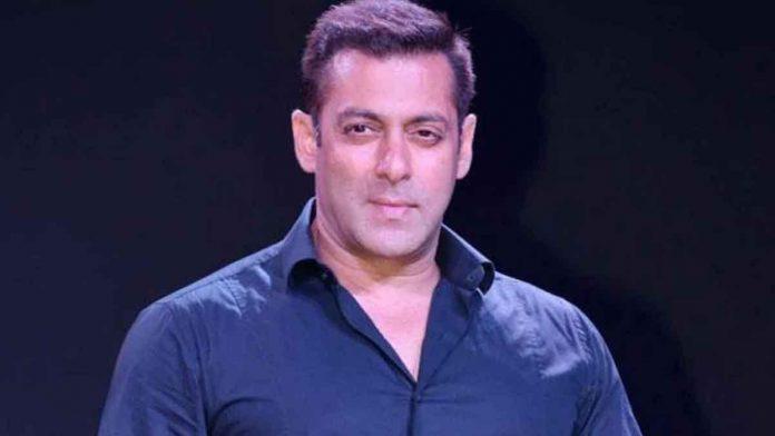 Salman Khan isolate