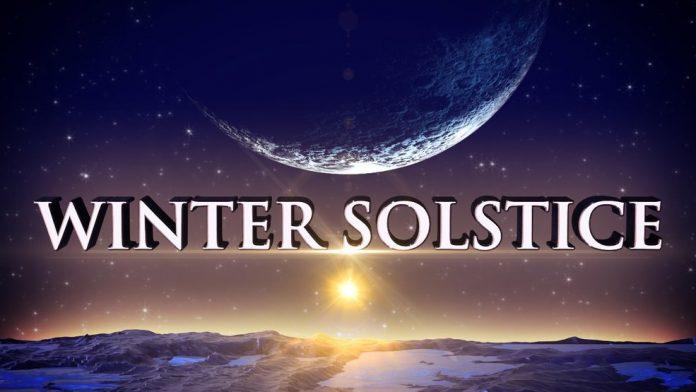 winter solstice day 2020