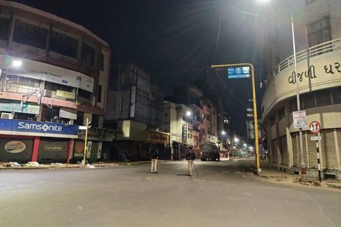 Night curfew