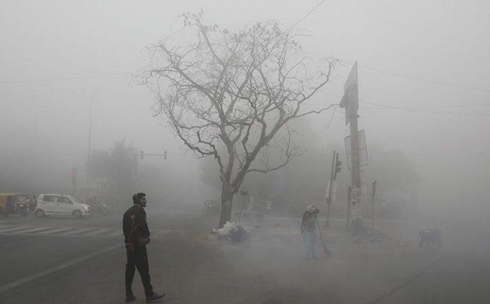 delhi winter update