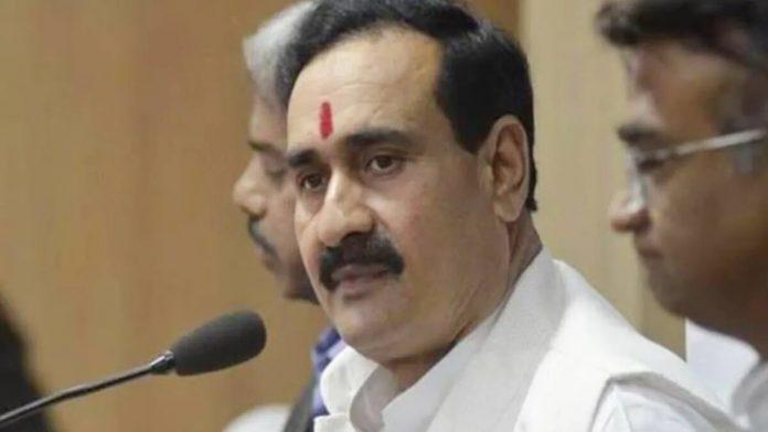 Minister Narottam Mishra'