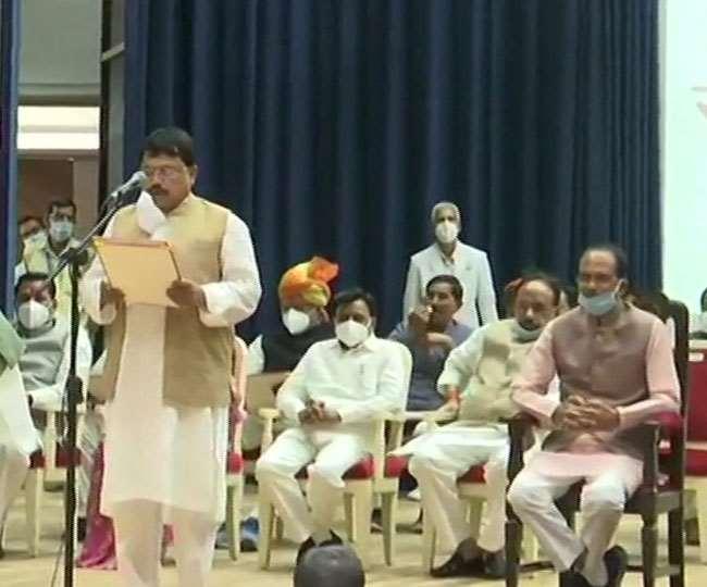 Expansion of Shivraj cabinet